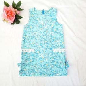 LILLY PULITZER Kiss The Cook Girls Anna Shift Dres